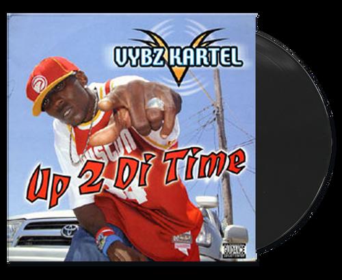 Up 2 Di Time - Vybz Kartel (LP)