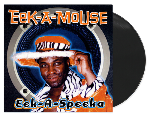Eek A Speeka - Eek A Mouse (LP)