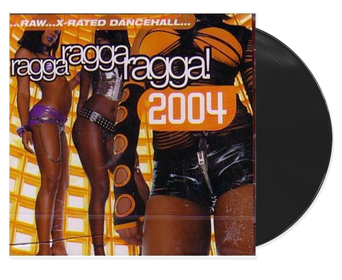 Ragga Ragga Ragga 2004 - Various Artists (LP)