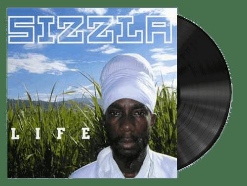 Life - Sizzla (LP)
