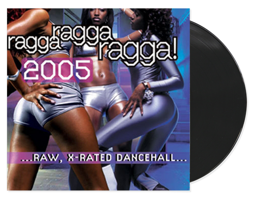 Ragga Ragga Ragga 2005 - Various Artists (LP)