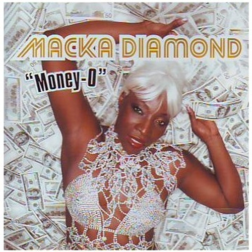 Money O - Macka Diamond (LP)