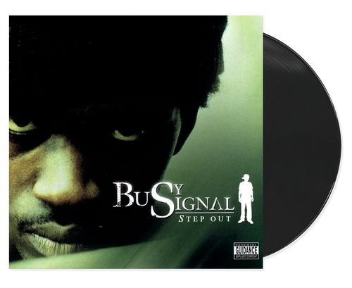 Step Out - Busy Signal (LP)