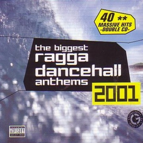 Dancehall Anthems 2001 - Various Artists