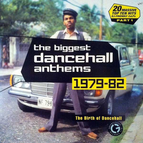 Dancehall Anthems 1979-82 - Various Artists