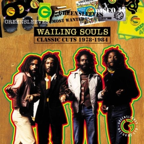 Most Wanted - Classic Cuts 1978-1984 - Wailing Souls
