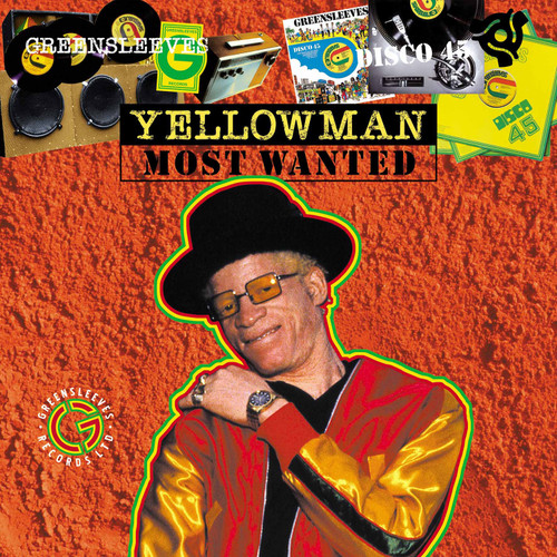 Most Wanted Yellowman - Yellowman