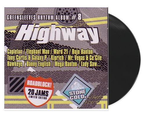 Highway (2LP) - Various Artists (LP)