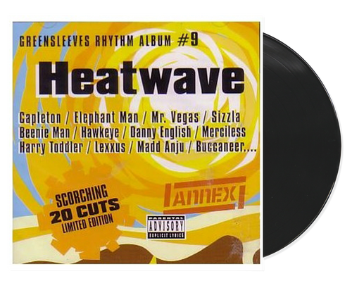 Heatwave (2LP) - Various Artists (LP)