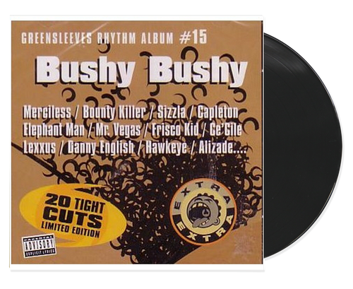 Bushy Bushy (2lp) - Various Artists (LP)