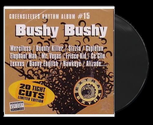 Bushy Bushy (2lp) - Various Artists (LP)