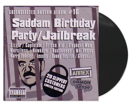 Saddam Birthday Party / Jailbreak - Various Artists (LP)