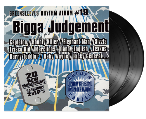 Bigga Judgement (2lp) - Various Artists (LP)