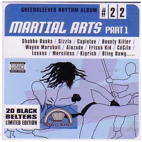 Martial Arts Pt.1 - Various Artists