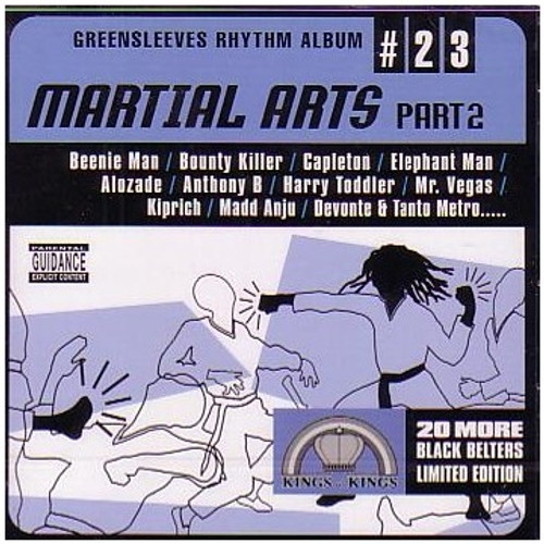 Martial Arts Pt.2 - Various Artists