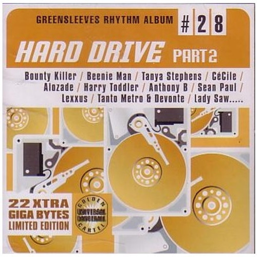 Hard Drive Pt.2 - Various Artists (LP)