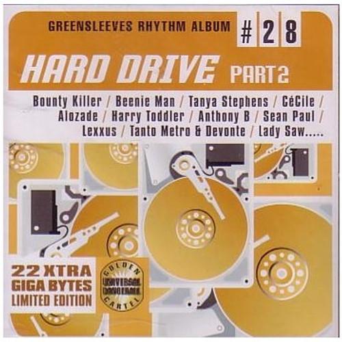 Hard Drive Pt.2 - Various Artists (LP)