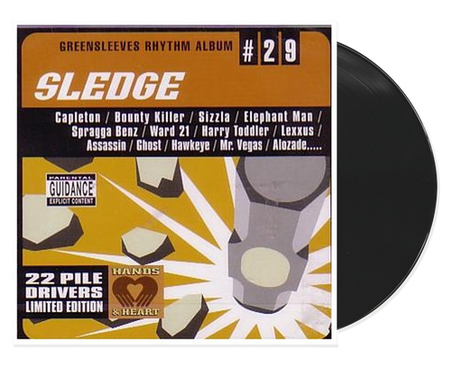 Sledge - Various Artists (LP)