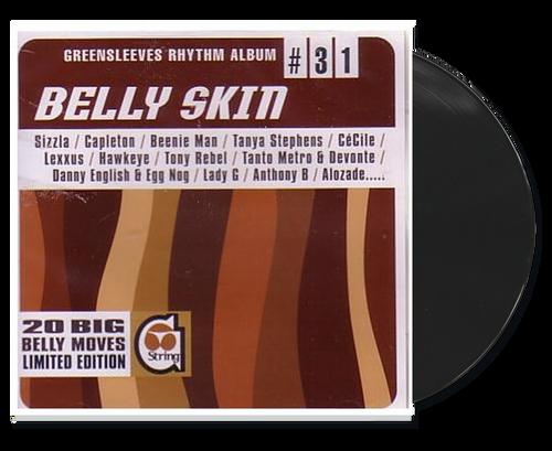 Belly Skin - Various Artists (LP)
