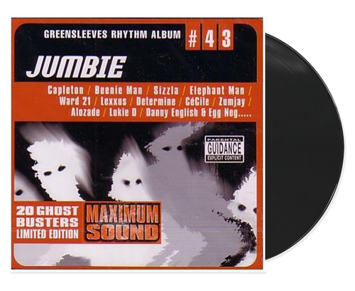 Jumbie - Various Artists (LP)