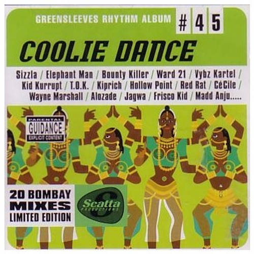 Coolie Dance - Various Artists