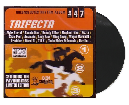 Trifecta - Various Artists (LP)