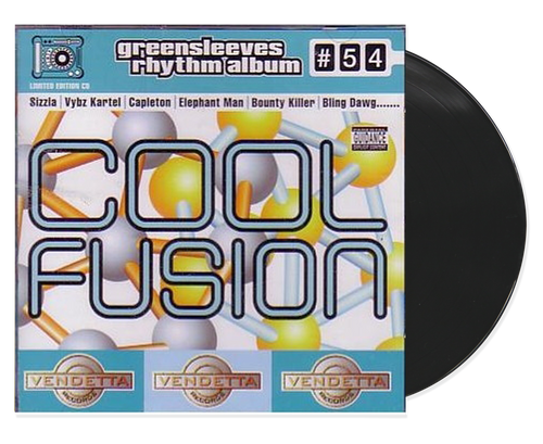 Cool Fusion - Various Artists (LP)