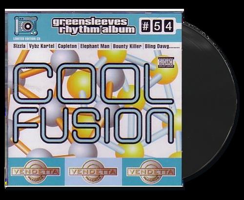 Cool Fusion - Various Artists (LP)