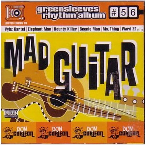 Mad Guitar Rhythm - Various Artists