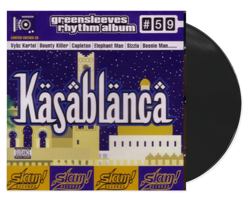 Kasablanca - Various Artists (LP)