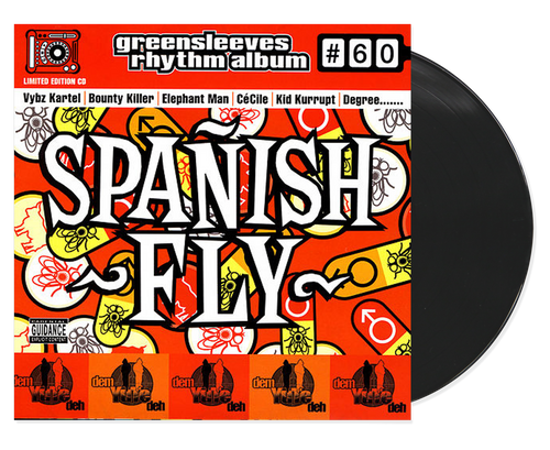 Spanish Fly - Various Artists (LP)
