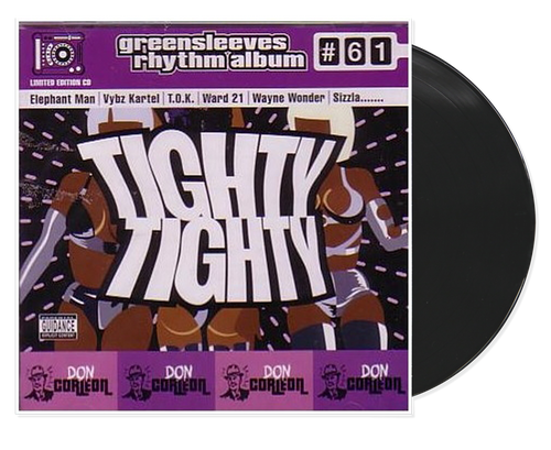 Tighty Tighty - Various Artists (LP)