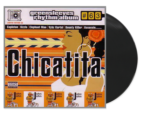 Chicatita - Various Artists (LP)