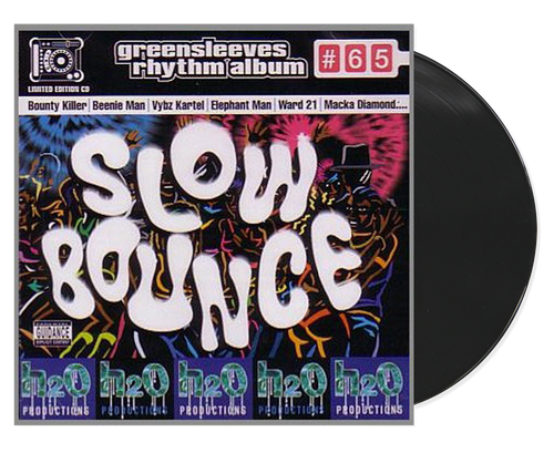 Slow Bounce - Various Artists (LP)
