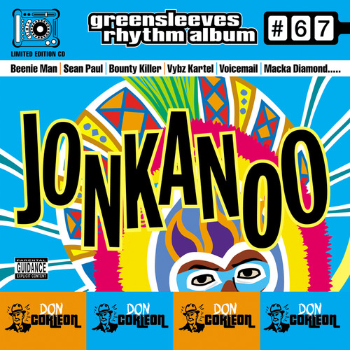 Jonkanoo - Various Artists