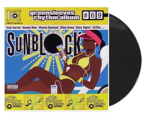 Sunblock 2lp-set - Various Artists (LP)