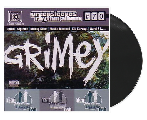 Grimey - Various Artists (LP)