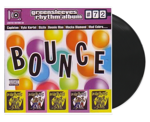 Bounce - Various Artists (LP)