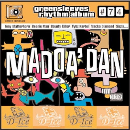 Madda Dan - Various Artists
