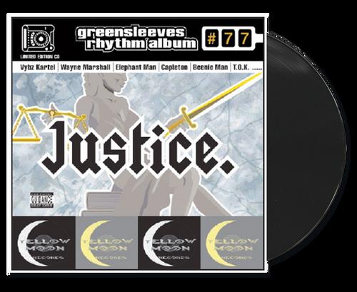 Justice - Various Artists (LP)