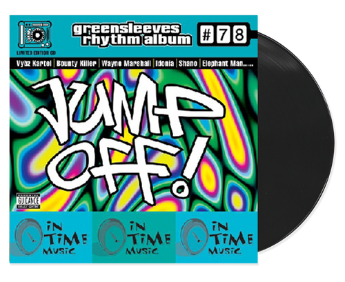 Jump Off - Various Artists (LP)