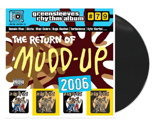 The Return Of Mudd-up 2006 - Various Artists (LP)