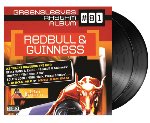 Redbull & Guinness - Various Artists (LP)