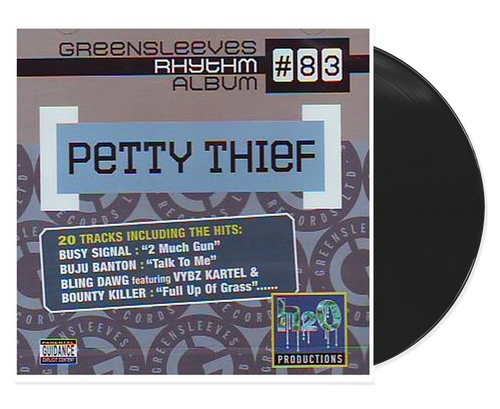 Petty Thief - Various Artists (LP)
