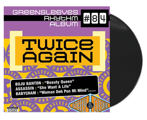 Twice Again - Various Artists (LP)