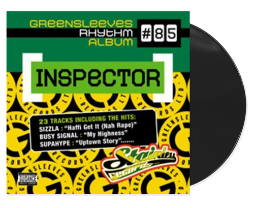 Inspector - Various Artists (LP)