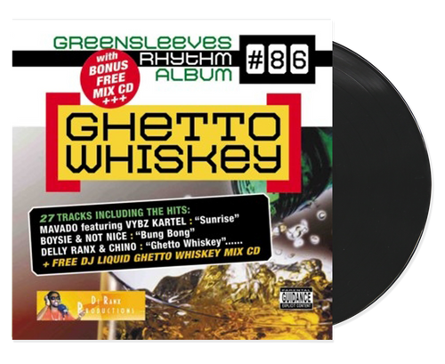 Ghetto Whiskey - Various Artists (LP)