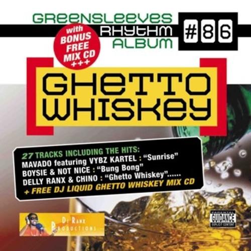 Ghetto Whiskey:includes Free Dj Liquid Bonus Cd - Various Artists