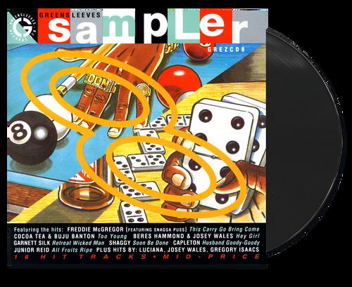 Greensleeves Sampler 08 - Various Artists (LP)