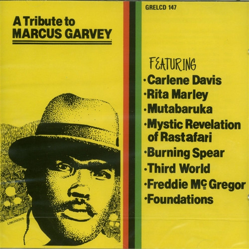 Tribute To Marcus Garvey - Various Artists
